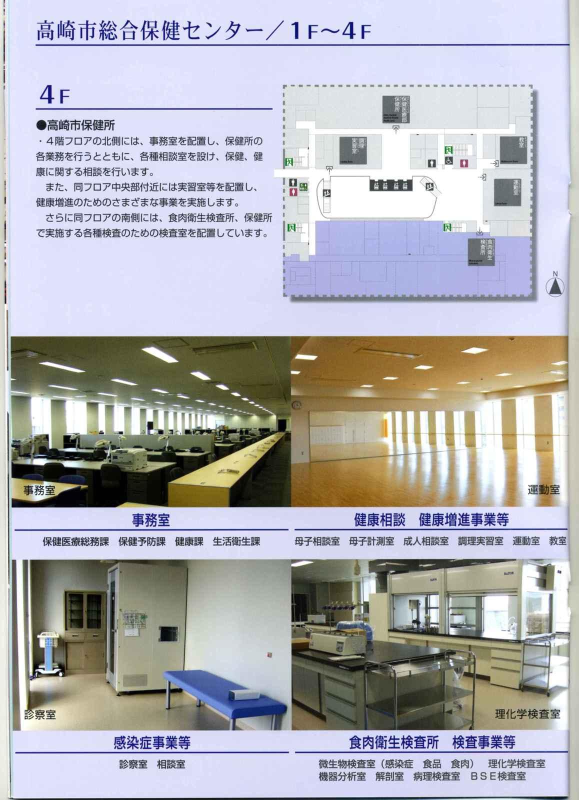 高崎 市 総合 保健 センター